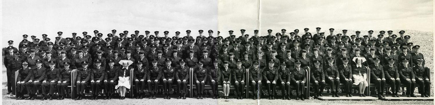 1966 East Sale Base Squadron