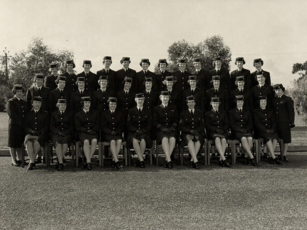 Recruit Course 151 RAAF Base Edinburgh