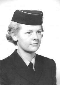 Lyn Kyte WRAAF 1966