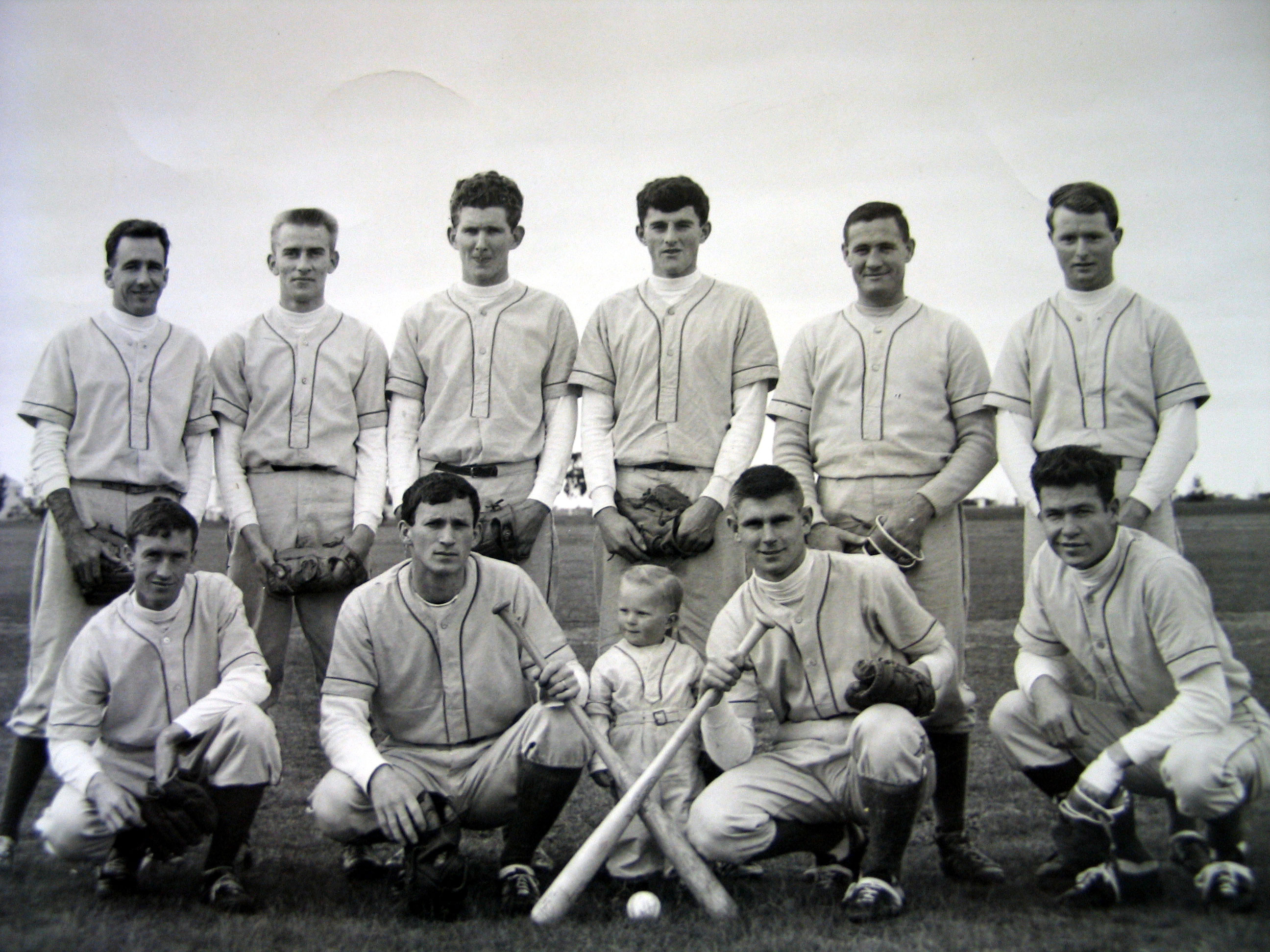 RAAF East Sale Baseball Team 1966