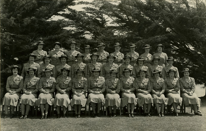 WRAAF Recruit Course Pt Cook 1952