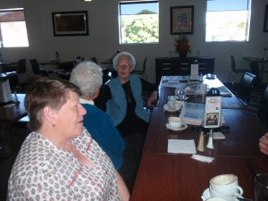 2012 Oct Ringwood Luncheon Ann Steele