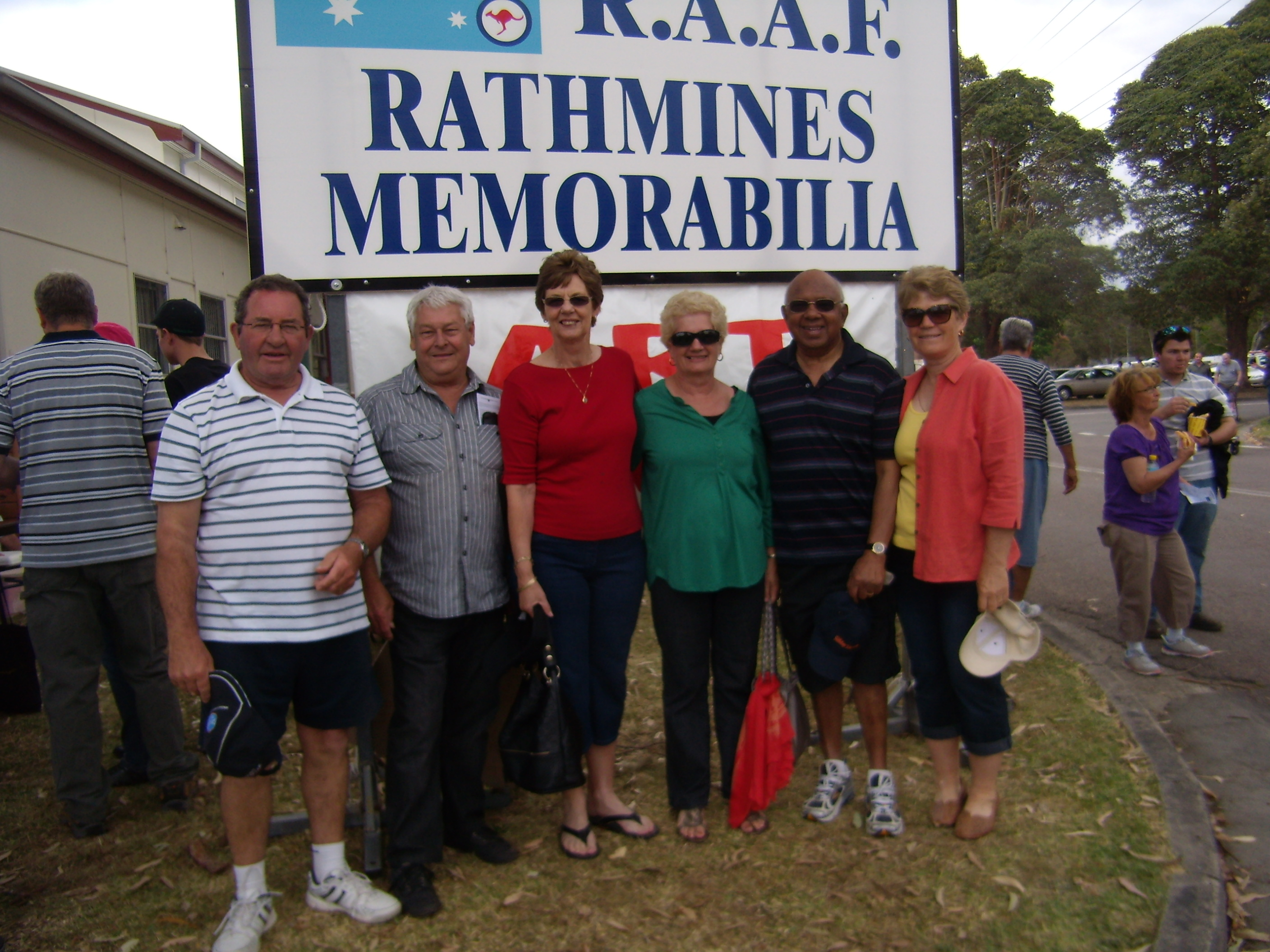 At Rathmines NSW  East SAle Equipo Reunion 2012