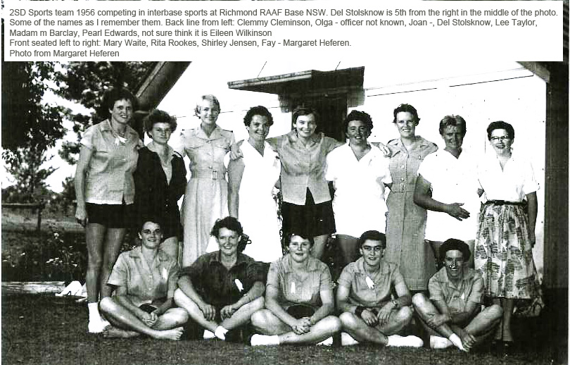 2SD SportsTeam 1956 Richmond